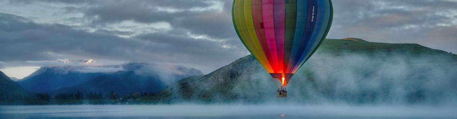 热气球7k风景超高清壁纸精选