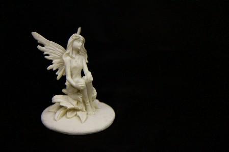 艺术 陶瓷 天使 5K高清壁纸极品游戏桌面精选