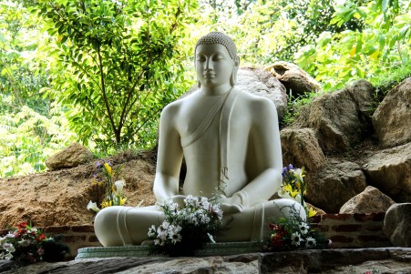 斯里兰卡 佛像5k图片