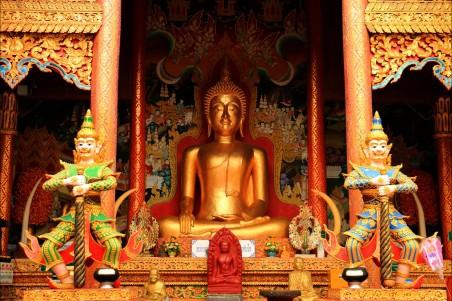 泰国寺庙5k图片