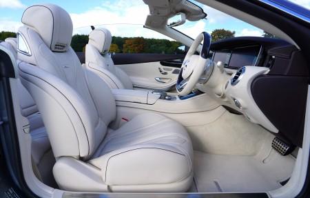 梅赛德斯 奔驰 自动 马达 内部设计 豪华 6K图片