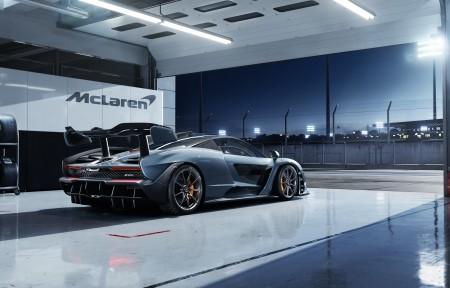 2019迈凯伦McLaren Senna 4k超高清壁纸精选