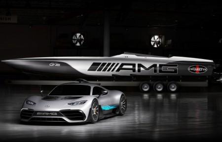 奔驰AMG混合动力超级跑车4k超高清壁纸精选