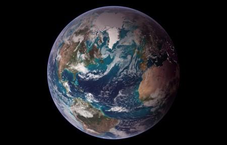 高清科幻地球4k风景高端电脑桌面壁纸
