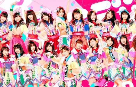AKB48组合成员3440x1440超高清壁纸推荐