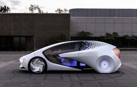 丰田概念车4K壁纸超高清图片下载