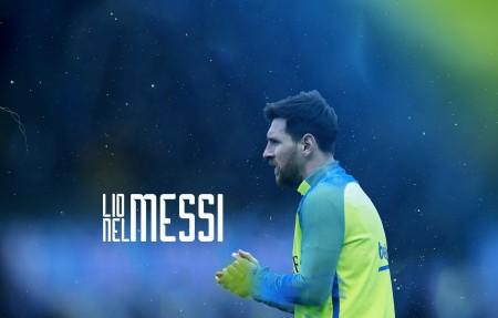 Lionel Messi 梅西4K高清壁纸极品游戏桌面精选