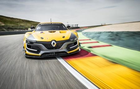超级跑车雷诺RS 01 4k超高清壁纸精选图片