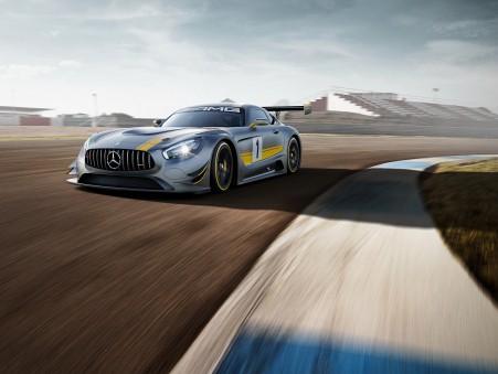 梅赛德斯奔驰 AMG,GT3 4K汽车图片