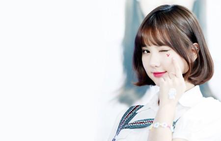 韩国美女音乐明星K-pop3440x1440壁纸超高清图片下载