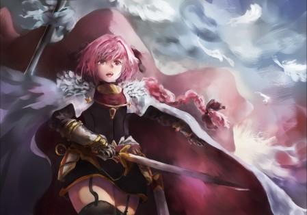 命运骑士Fate Apocrypha动漫男孩5k超高清壁纸推荐