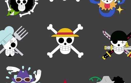 海贼王 海盗船长 骷髅头 动漫 ONE PIECE海贼王4K高清壁纸极品游戏桌面精选