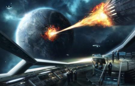 群星Stellaris_ Apocalypse 4k游戏高端电脑桌面壁纸