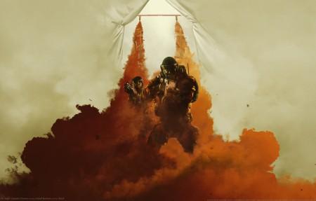 虹彩六号Tom Clancy's Rainbow Six_ Siege - Operation Chimera 4k高端电脑桌面壁纸