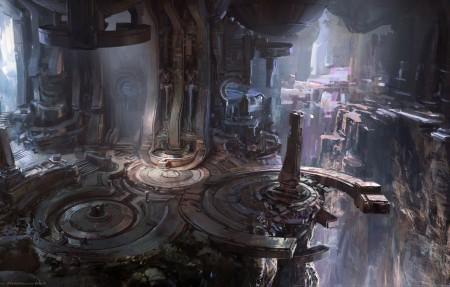 《光环5:守护者(Halo5:Guardians)》4k高端电脑桌面壁纸