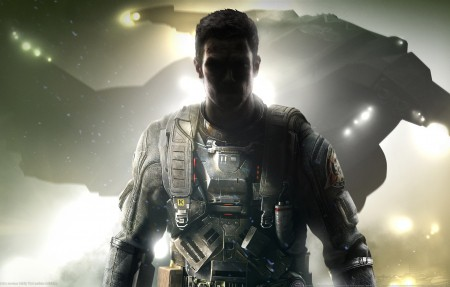 使命召唤13:无限战争Call of Duty_ Infinite Warfare 4k高清壁纸极品游戏桌面精选