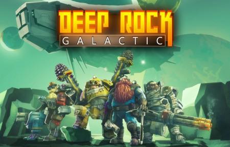 深岩银河Deep Rock Galactic 4k高端电脑桌面壁纸