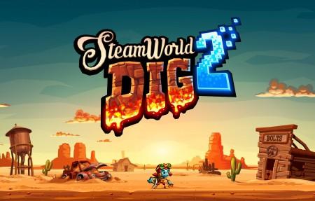 《蒸汽世界:地下冒险2》4K游戏高端电脑桌面壁纸