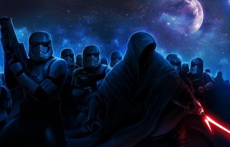 【4K】星球大战3840x2160游戏超高清壁纸推荐