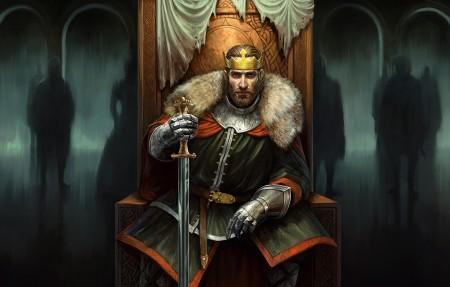 《全面战争:王国(Total War Battles: KINGDOM)》4K高端电脑桌面壁纸