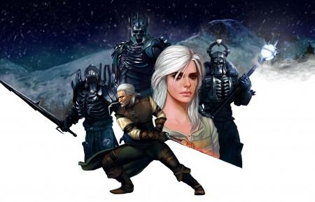 《巫师3:狂猎(The Witcher 3: Wild Hunt)》4K游戏高清壁纸极品游戏桌面精选