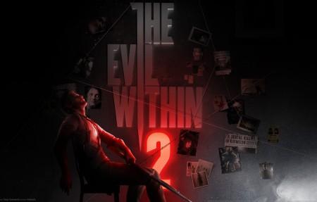 the evil within2恶灵附身2 4K高清壁纸极品游戏桌面精选