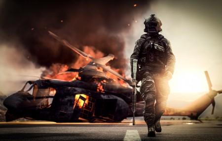 《战地4》4K游戏超高清壁纸精选