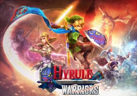 塞尔达无双 Hyrule Warriors 4K游戏高清壁纸极品游戏桌面精选