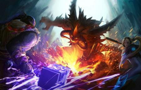 星际 魔兽 暗黑破坏神 4K游戏高端电脑桌面壁纸