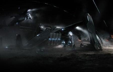 《星际公民》4K游戏高端电脑桌面壁纸