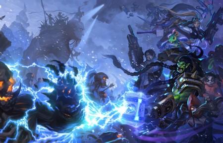星际争霸 暗黑破坏神 魔兽 4K游戏高端电脑桌面壁纸