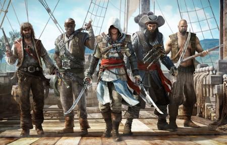 Assassins Creed《刺客信条》4K高清游戏超高清壁纸精选