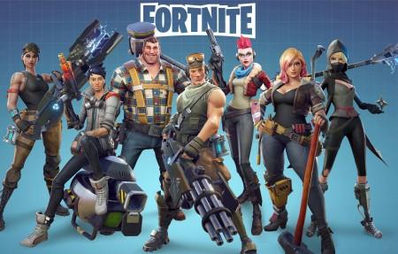 堡垒之夜Fortnite 4K游戏高端电脑桌面壁纸3840x2160