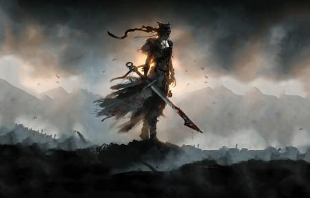 地狱之刃:塞娜的献祭3840x2160高端电脑桌面壁纸