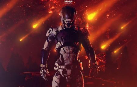 《质量效应:仙女座(Mass Effect: Andromeda)》4K高清高端电脑桌面壁纸