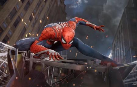 蜘蛛侠:英雄归来 Spider-Man: Homecoming 3840x2160游戏高端电脑桌面壁纸