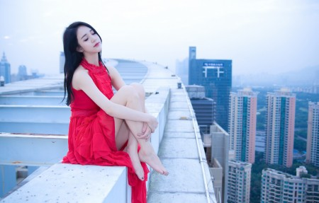 Crystal Lee 李倩倩crysta1lee 4K美女高清壁纸极品游戏桌面精选