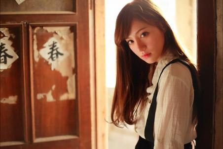 亚洲女孩 脸 眼睛 摄影 4K美女超高清壁纸推荐
