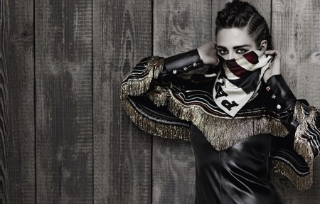 香奈儿Chanel美女4K高清壁纸极品游戏桌面精选