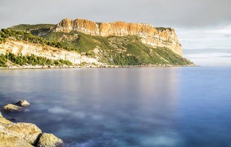 港口 海滩 和地中海 3440x1440风景高端电脑桌面壁纸