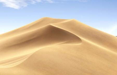 苹果macOS Mojave 莫哈韦沙漠 白天风景3440x1440高端电脑桌面壁纸