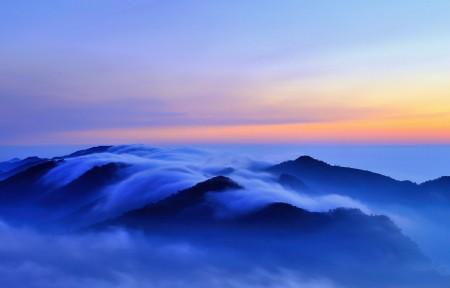 风起云涌3440x1440风景高端电脑桌面壁纸