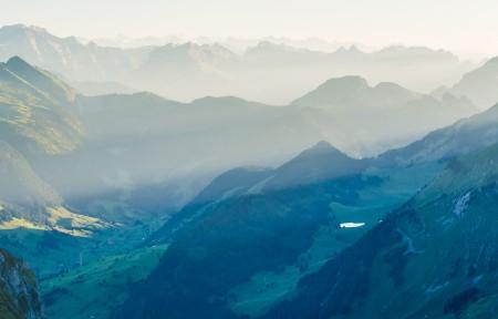 瑞士Rotsteinpass风景3440x1440高端电脑桌面壁纸