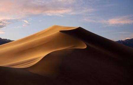 苹果系统 莫哈韦沙漠风景5k超高清壁纸精选5120x2880