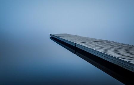 芬兰码头风景4k高端电脑桌面壁纸