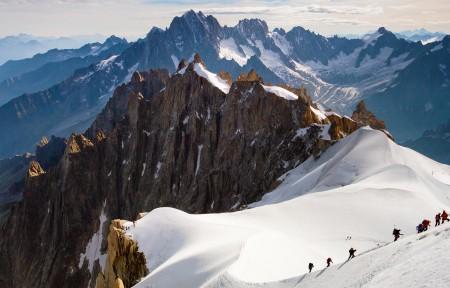 登山3440x1440壁纸超高清图片下载