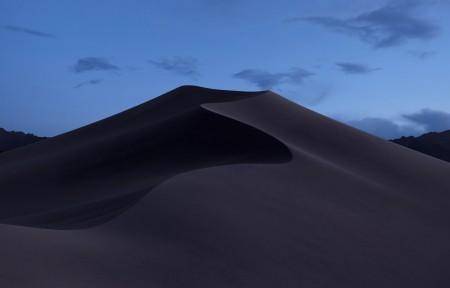 最新苹果MacOS Mojave 沙漠5K高端电脑桌面壁纸