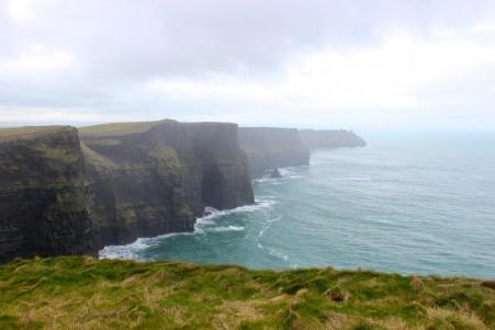 爱尔兰莫赫悬崖5k风景高端电脑桌面壁纸