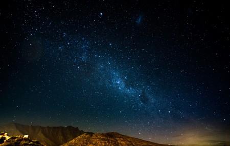 星空,星夜,光辉,灿烂,4k星空高端电脑桌面壁纸