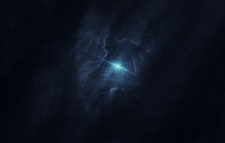 黑夜美丽的星空3840x2160超高清壁纸精选